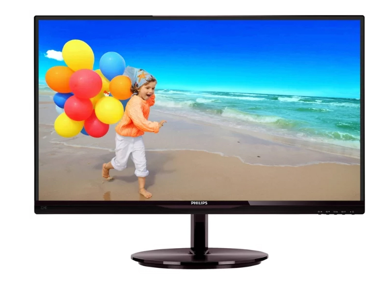 Монитор Philips 224E5QHSB/00 Black монитор philips 240b7qpteb 00 black