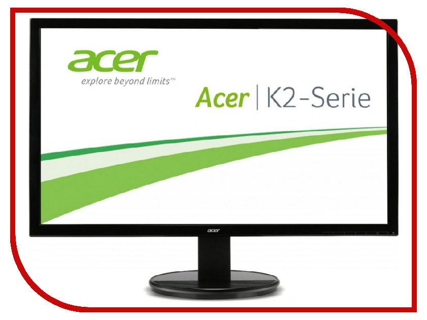 Монитор Acer K242HYLbid Black