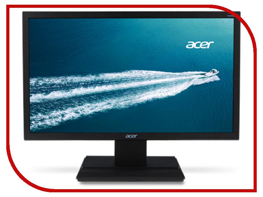 Монитор Acer V226HQLbid Black
