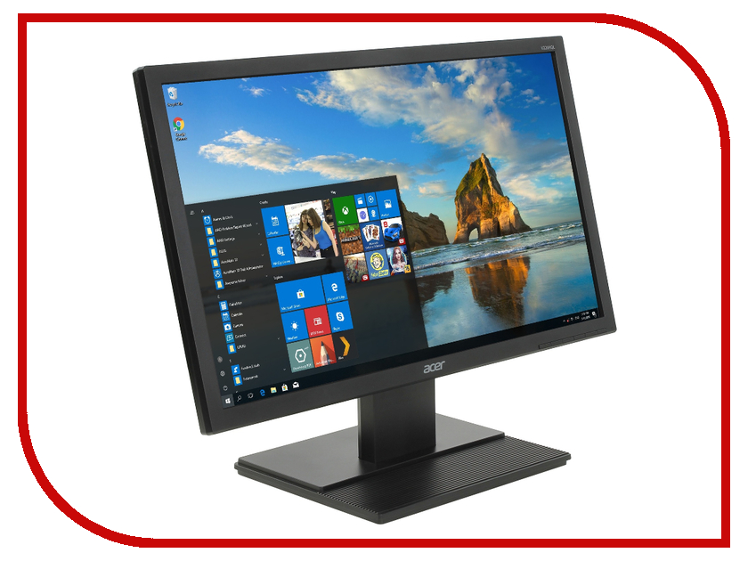 Монитор Acer V226HQLb Black