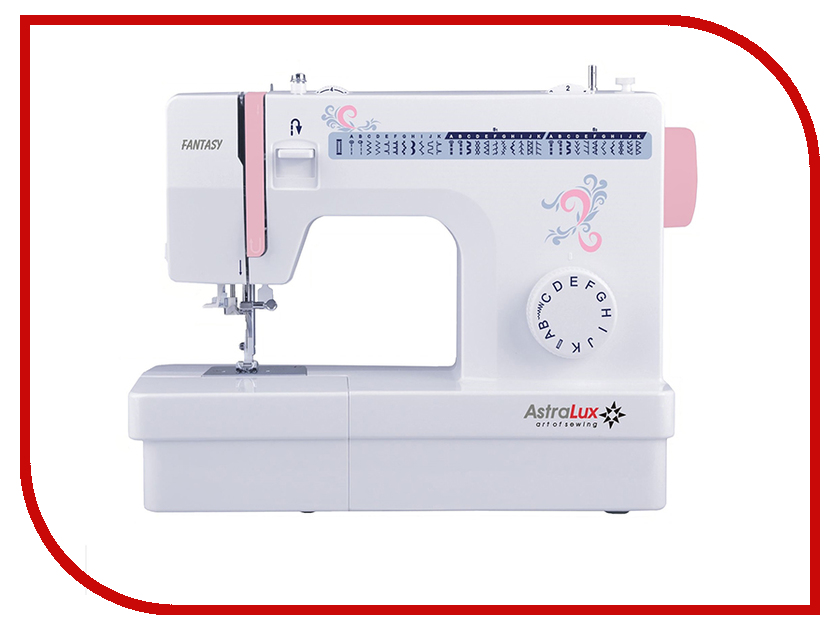 Швейная машинка Astralux Fantasy швейная машинка astralux 7300 pro series