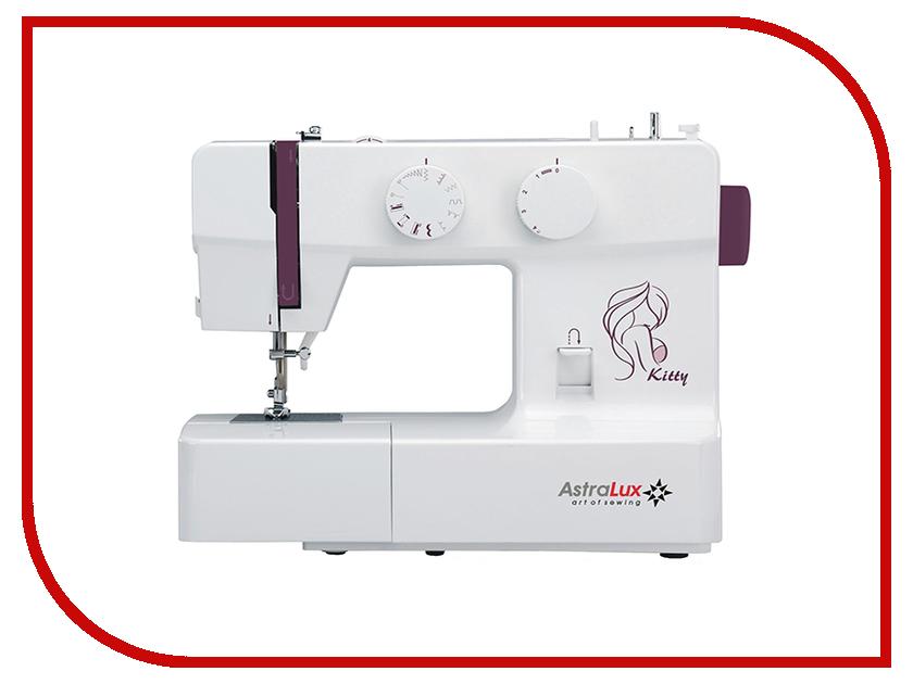 Швейная машинка Astralux Kitty швейная машинка astralux 7300 pro series
