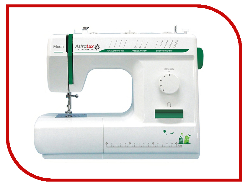 Швейная машинка Astralux Moon