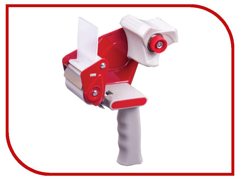 Диспенсер для клейкой упаковочной ленты Brauberg 440044 диспенсер для клейкой ленты упаковочной k 275 мм