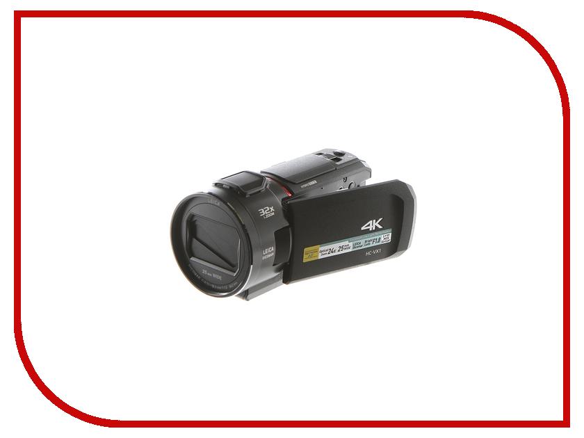 Видеокамера Panasonic HC-VX1 цена