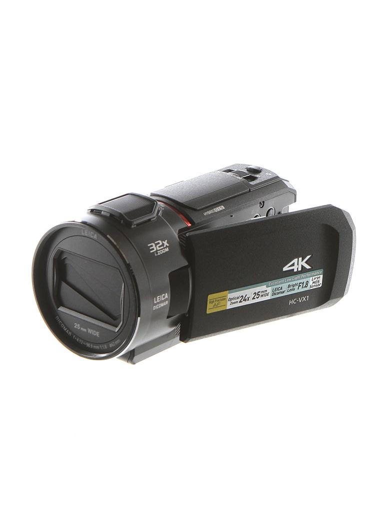 Видеокамера Panasonic HC-VX1 цена и фото