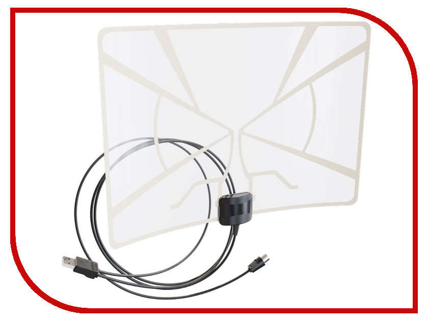 Антенна РЭМО BAS-5324-USB - активная пескоструйный аппарат jtc 5324