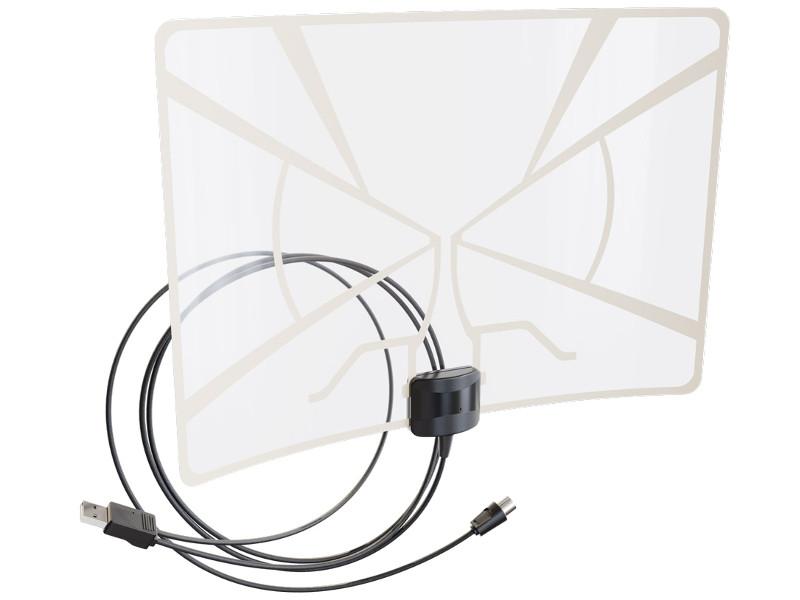 Антенна РЭМО BAS-5324-USB - активная