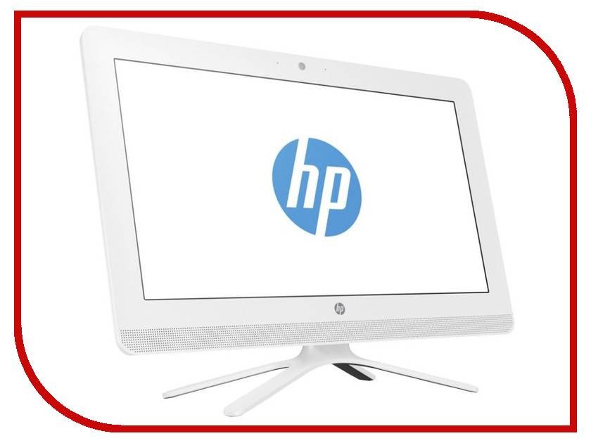 Моноблок HP 20-c044ur 1EE92EA (AMD E2-7110 1.8 GHz/4096Mb/500Gb/DVD-RW/AMD Radeon R2/19.5/1600x900/Windows 10 64-bit)