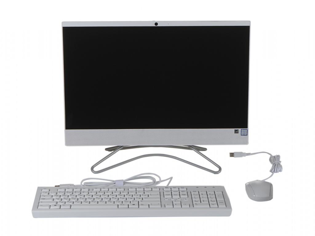 Моноблок HP 200 G3 3ZD32EA (Intel Core i3-8130U 2.2 GHz/4096Mb/1000Gb + 128Gb SSD/DVD-RW/Intel HD Graphics/21.5/1920x1080/Windows 10 64-bit)