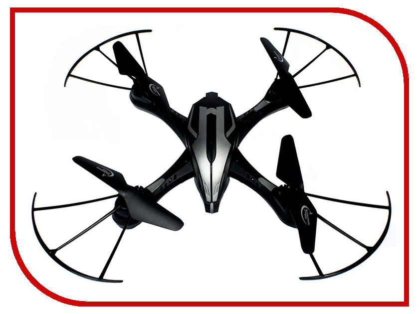 Квадрокоптер Властелин небес Хищник ВН3455 квадрокоптер 4 х канальный черная пантера властелин небес