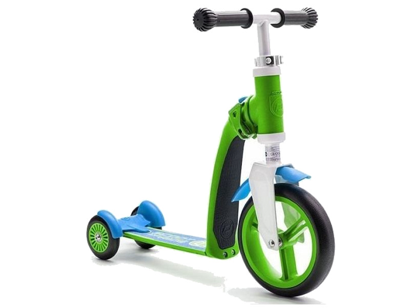 Самокат Scoot&Ride Highway Baby Plus Green-Light-Blue who was sally ride