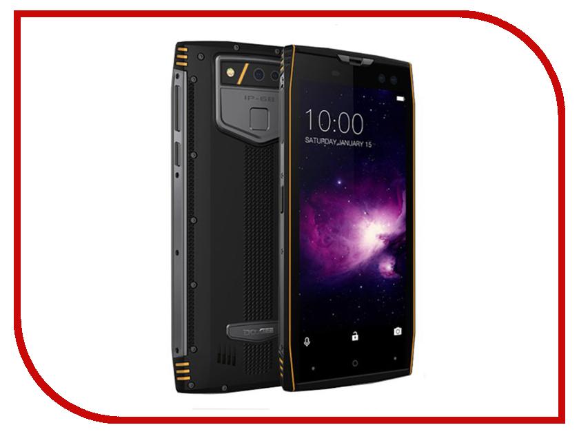 Сотовый телефон DOOGEE S50 6Gb RAM 64Gb Orange doogee смартфон doogee mix 64gb ram 4gb черный