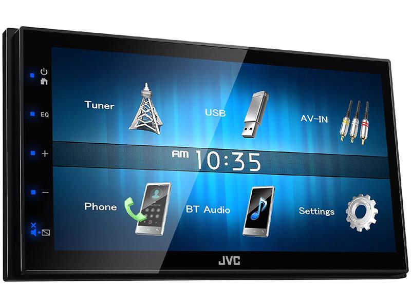 Автомагнитола JVC KW-M24BT стоимость