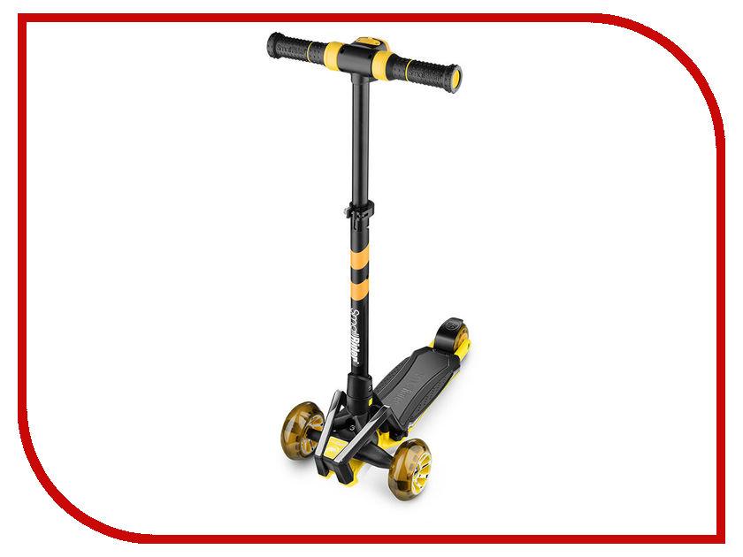 Самокат Small Rider Premium Pro Green-Yellow самокат mgp vx5 pro model yellow