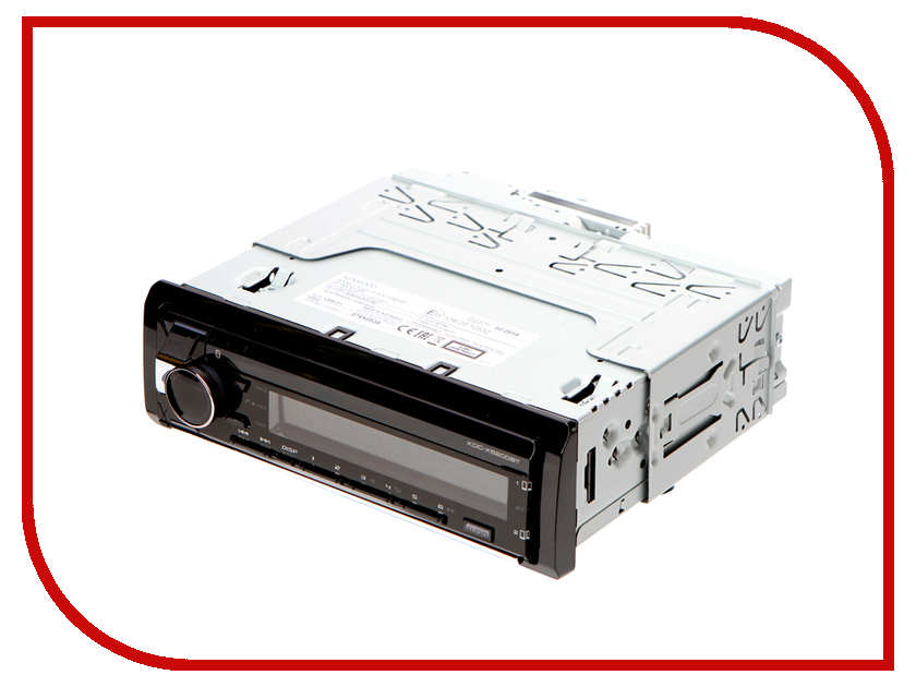 Автомагнитола KENWOOD KDC-X5200BT автомагнитола kenwood kdc 110ur