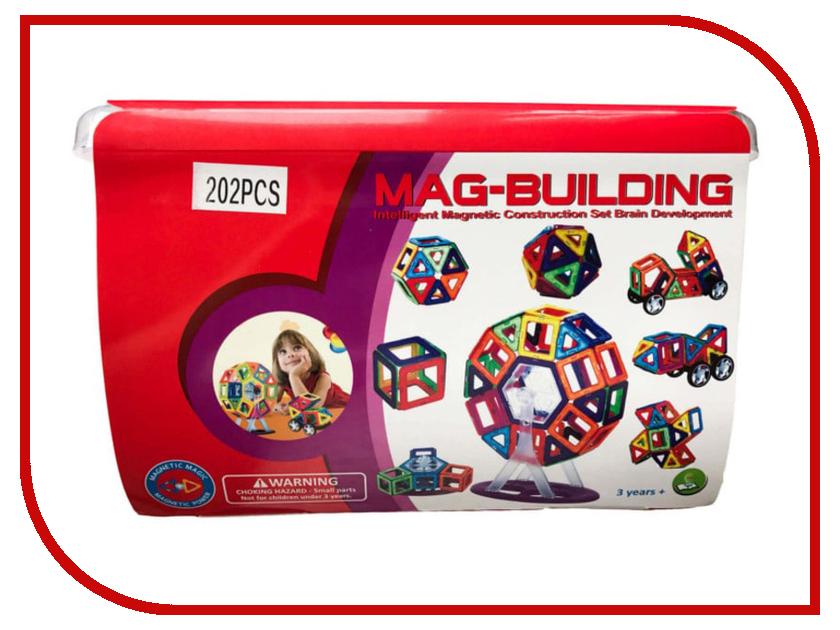 Конструктор Mag-Building MG014 202 магнита firekingdom building