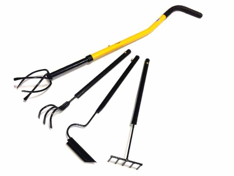 Садовый инструмент Набор садовых инструментов Торнадо МИНИ-4 набор садовых инструментов ingreen цвет салатовый 4 предмета