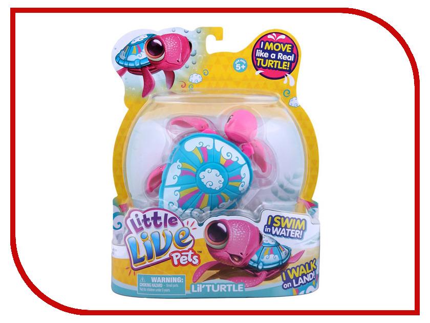 Игрушка Moose Черепашка Pink-Light Blue 28254/28181