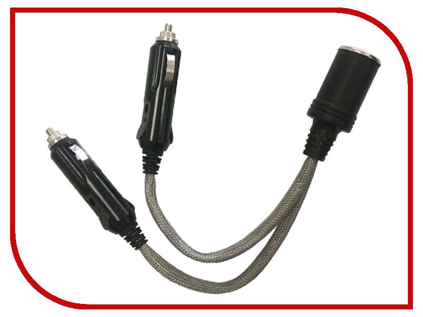 Переходник - двойник PowerSpot CON-12V-PAR pro svet light mini par led 312 ir