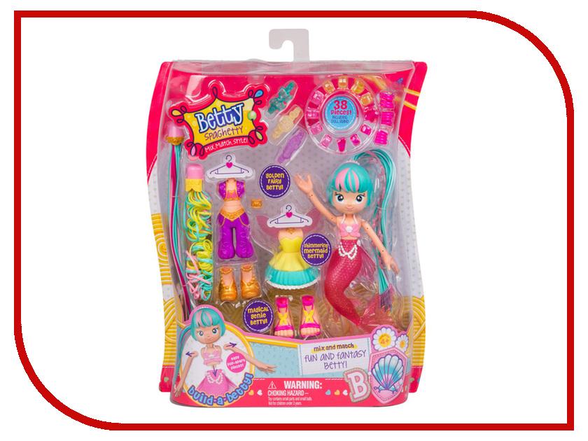 Кукла Moose Бетти Спагетти: Модные прически 59015 кукла moose happy places 56560