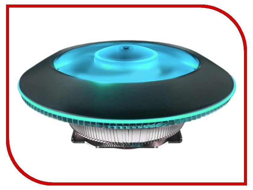 Кулер Cooler Master MasterAir G100M (MAM-G1CN-924PC-R1) термопаста cooler master ic essential e1 rg ice1 tg15 r1 3 4 г серая