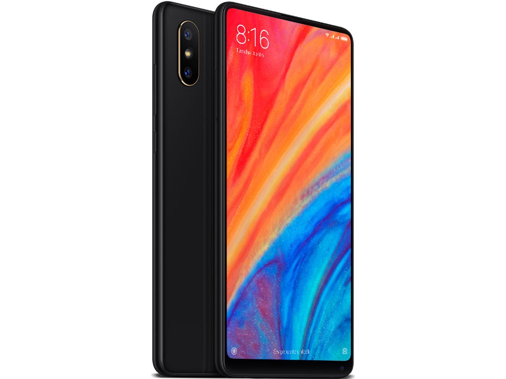 Сотовый телефон Xiaomi Mi Mix 2S 6/128GB Black цены онлайн