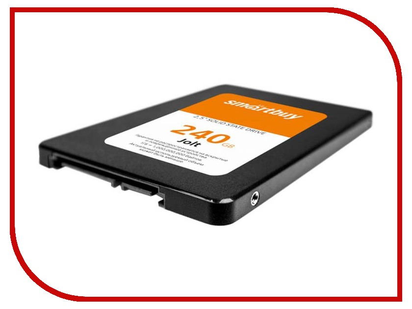 Жесткий диск SmartBuy Jolt 240 GB (SB240GB-JLT-25SAT3) цена