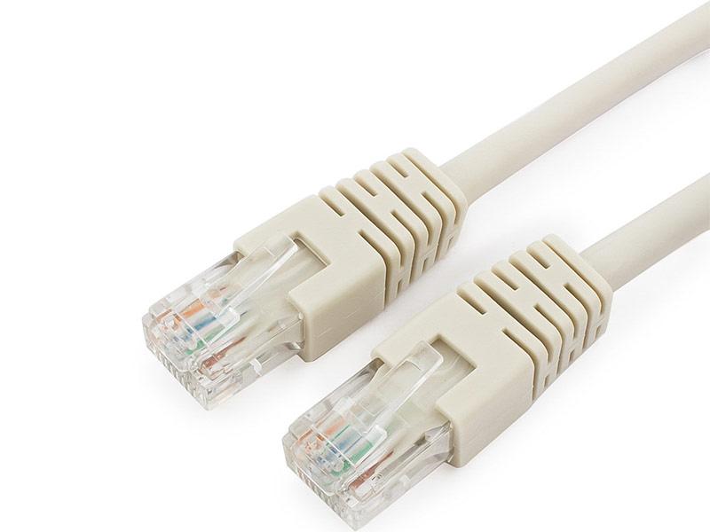 Сетевой кабель Gembird Cablexpert 0.25m PP10-0.25M