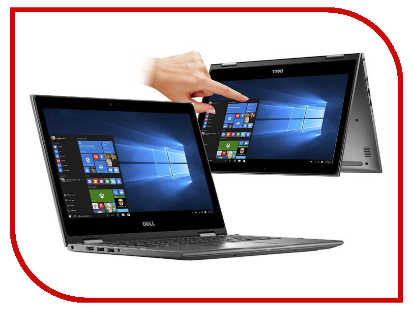Ноутбук Dell Inspiron 5378 5378-9713 (Intel Core i3-7100U 2.4 GHz/4096Mb/256Gb SSD/No ODD/Intel HD Graphics/Wi-Fi/Bluetooth/Cam/13.3/1920x1080/Touchscreen/Windows 10 64-bit) roller ball pen or fountain pens burgundy j601 signature pens the best gifts wholesale 2 pcs lot free shipping insured