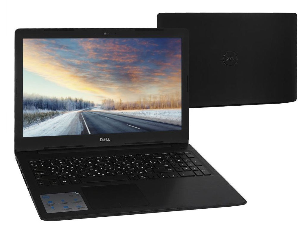 Ноутбук Dell Inspiron 5570 5570-5693 (Intel Core i5-8250U 1.6 GHz/8192Mb/256Gb SSD/DVD-RW/AMD Radeon 530/Wi-Fi/Bluetooth/Cam/15.6/1920x1080/Linux)