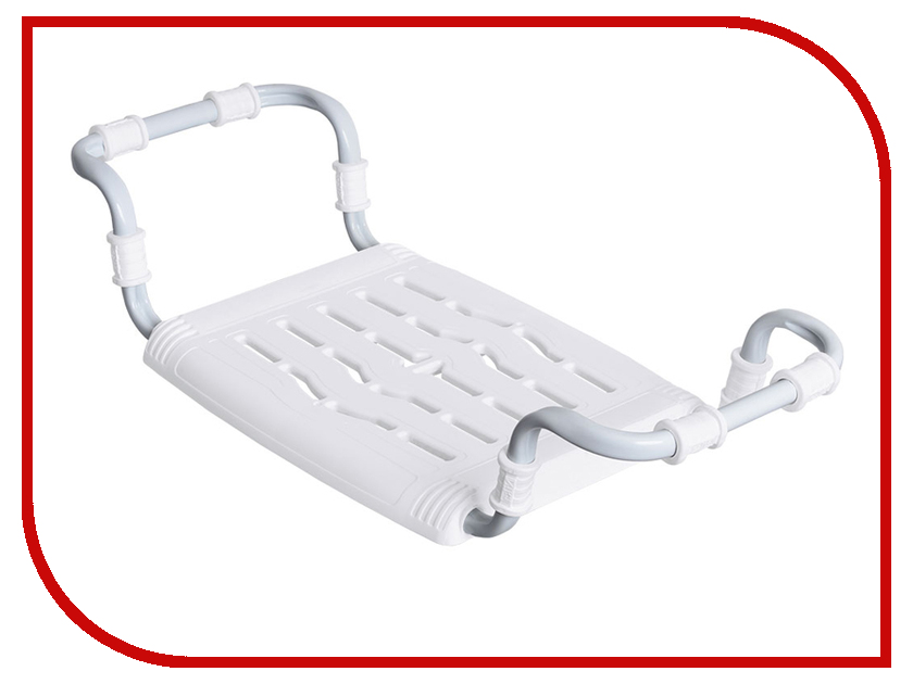Сиденье в ванну Nika СВ5 White