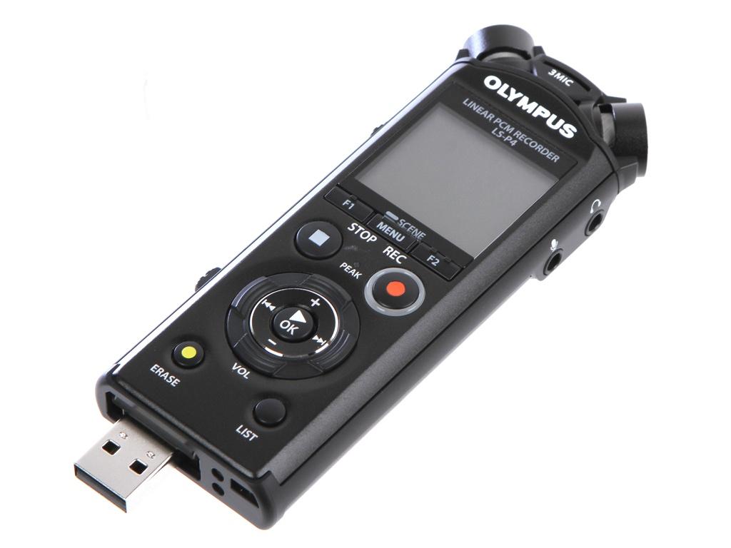 Диктофон Olympus LS-P4
