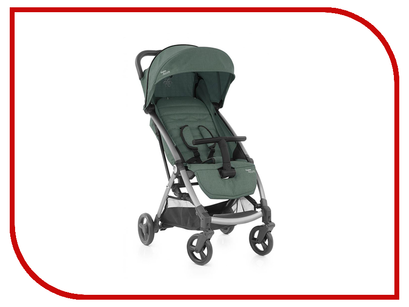 Коляска BabyStyle Oyster Atom Olive Green OATOLGR babystyle