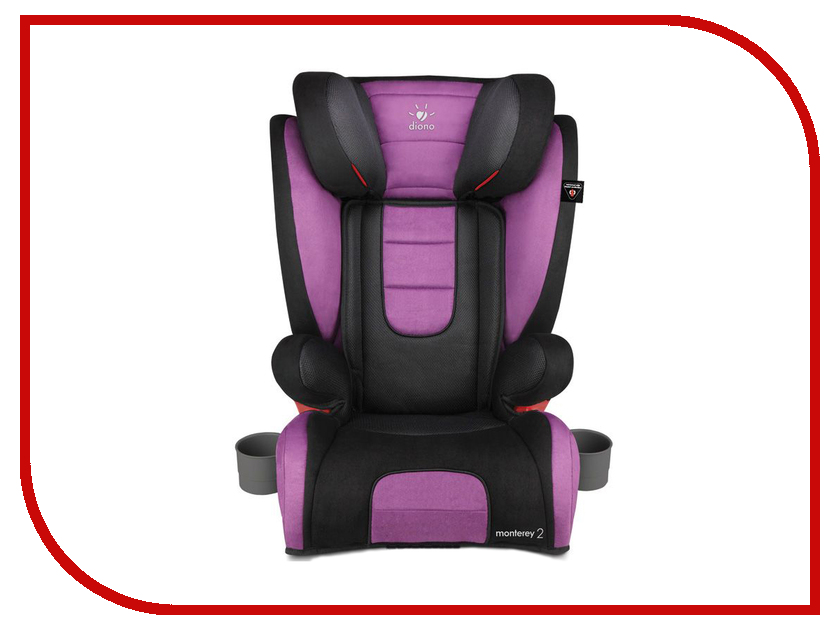 Автокресло Diono Monterey 2 Purple