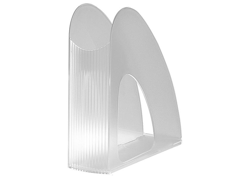 Вертикальная подставка под журналы HAN Twin Transparent HA1611/23
