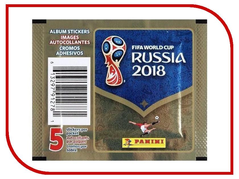 Набор Наклейки Panini Чемпионат Мира По Футболу FIFA 2018