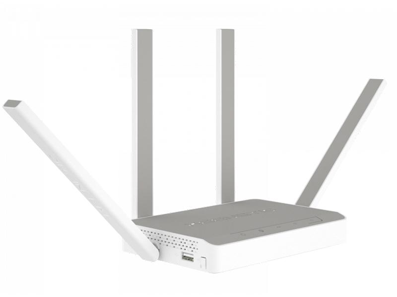 Wi-Fi роутер Keenetic Extra KN-1710 zyxel keenetic extra ii белый