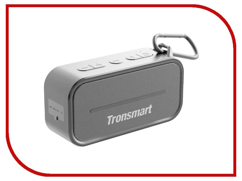 Колонка Tronsmart Element T2 40W телеприставка tronsmart aw80 android allwinner a80 core 4g 32g 802 11ac 2 4 g 5 wifi 4 k 2 k h 265 sata linux tronsmart draco aw80 telos