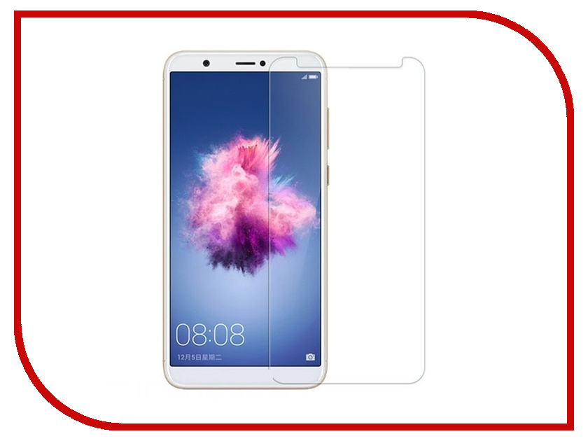 Аксессуар Защитное стекло для Huawei P Smart Krutoff 0.26mm 02608 аксессуар защитное стекло samsung galaxy core 2 sm g355 krutoff 0 26mm 21941