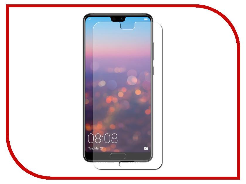 Аксессуар Защитное стекло Huawei P20 Krutoff 0.26mm 22139 аксессуар защитное стекло highscreen fest xl pro luxcase 0 33mm 82179