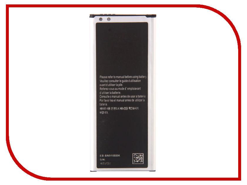 Аккумулятор Krutoff для Samsung Galaxy Note 4 EB-BN910BBK 05200
