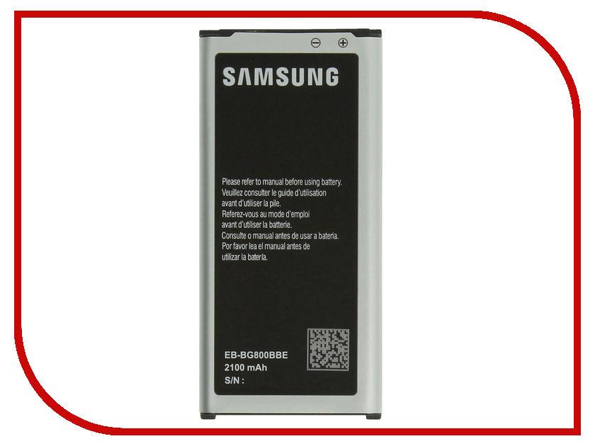 Аккумулятор Krutoff для Samsung Galaxy S5 Mini EB-BG800BBE 29014 аккумулятор krutoff для samsung galaxy s3 gt i9300 eb l1g6llu 05097