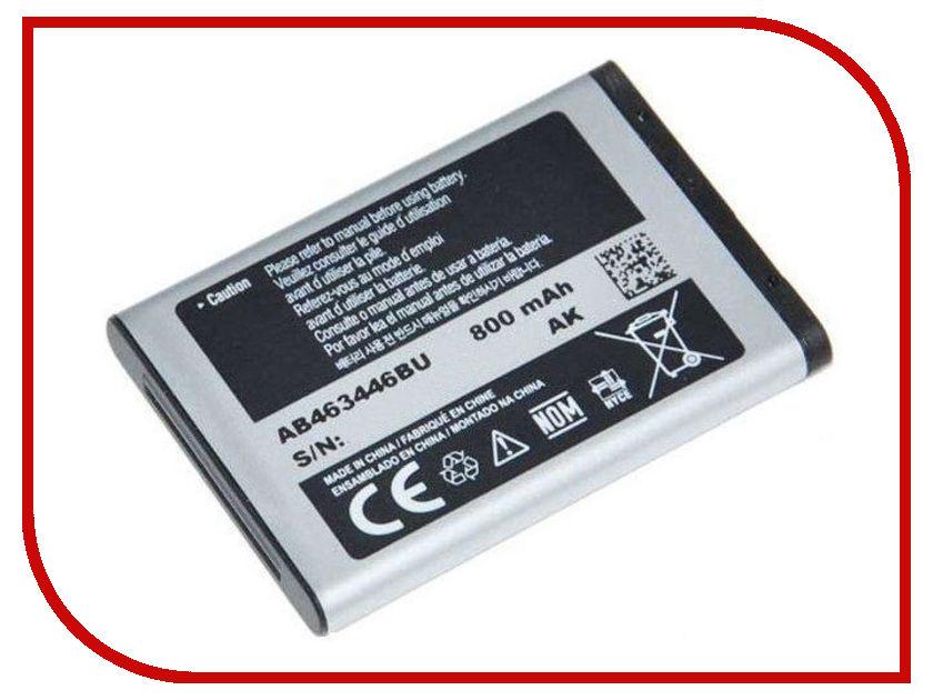 Аккумулятор Krutoff для Samsung E250/C120/E500/X200/D520/D720/X540/C520/X160/X210/C140/E1310 AB463446BU 05041
