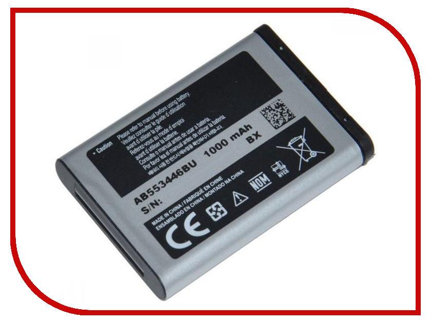 Аккумулятор Krutoff для Samsung C5212 AB553446BU 05086