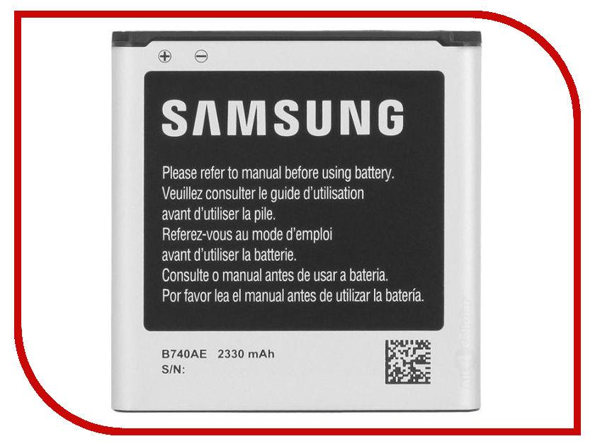 Аккумулятор Krutoff для Samsung Galaxy S4 Zoom C1010 EB-B740AE 05179 аккумулятор krutoff для samsung galaxy s3 gt i9300 eb l1g6llu 05097
