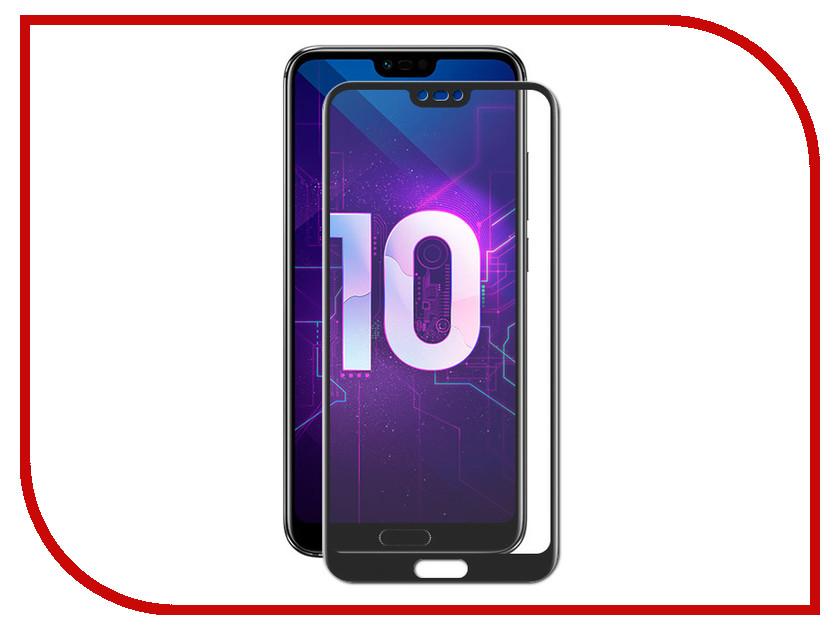 Аксессуар Защитное стекло для Huawei Honor 10 Mobius 3D Full Cover Black комплектующие и запчасти для ноутбуков sony tablet z2 sgp511 512 541 z1