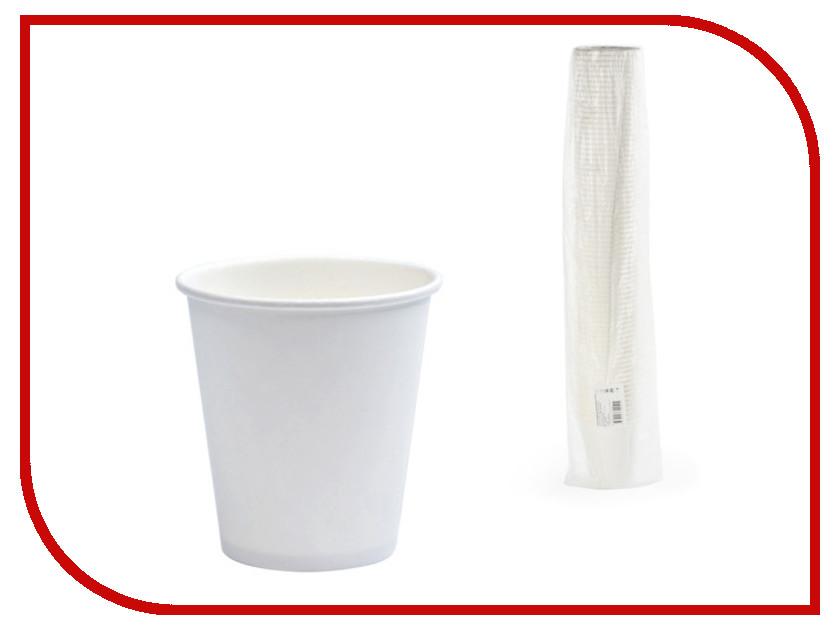 Одноразовые стаканы Формация 250ml 75шт White HB80-280-0000 / 603866 16 0000 s