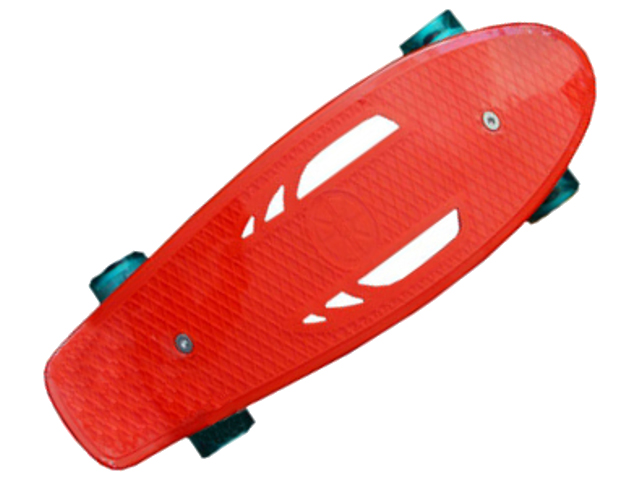 Скейт Explore Velox Orange
