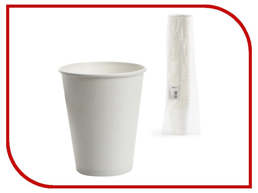 Одноразовые стаканы Формация 300ml 50шт White HB90-430-0000 / 603867